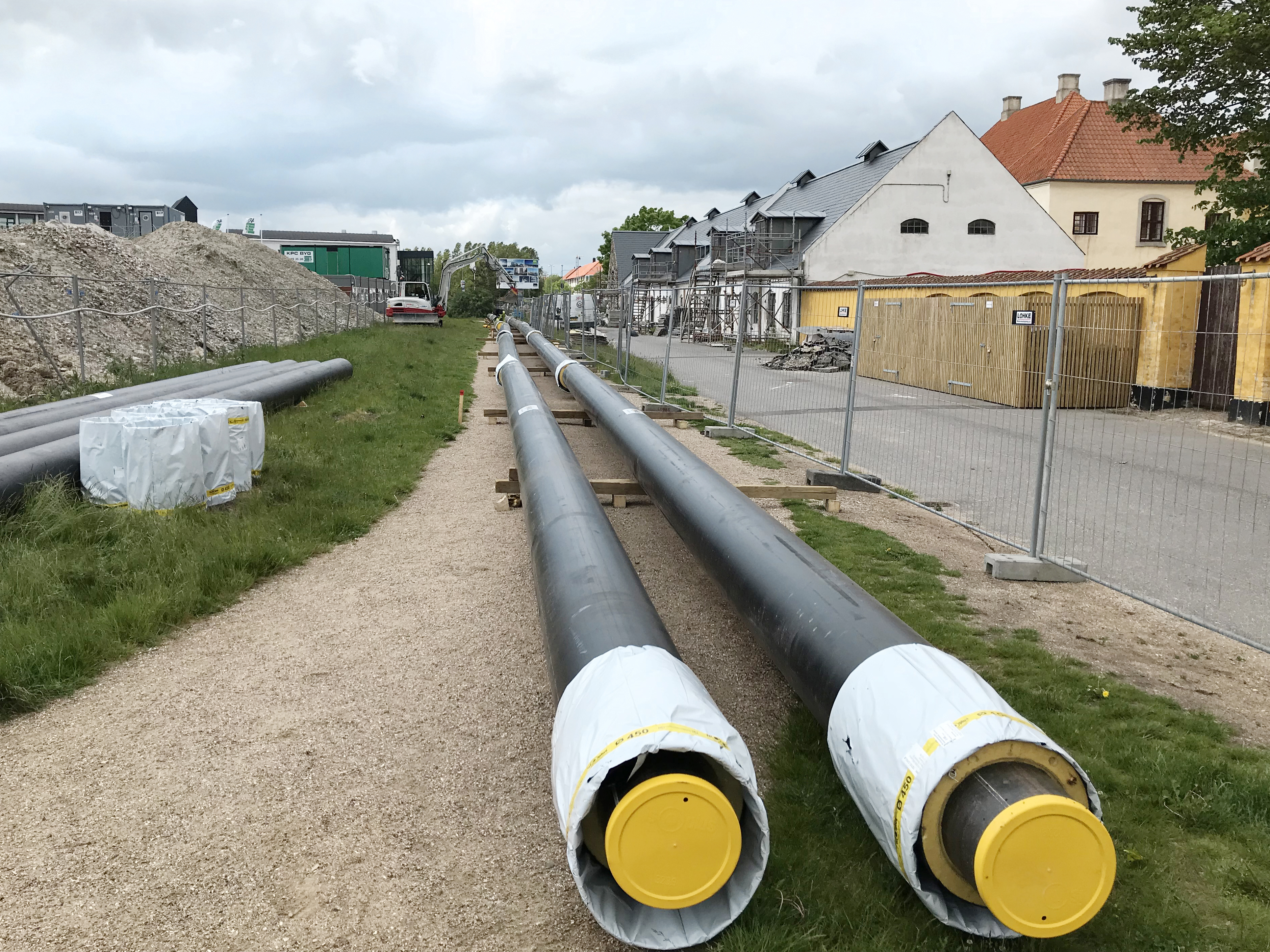 pipes in tårnby